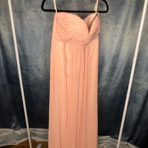 Dresses & Skirts - Bright Pink, Strapless Gown